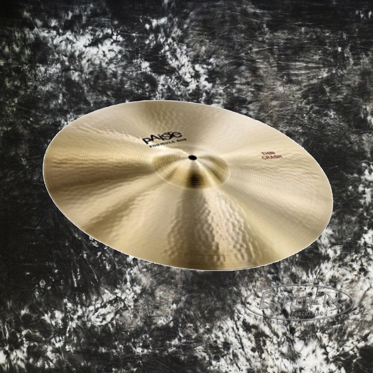 paiste formula 602 thin crash cymbal. Black Bedroom Furniture Sets. Home Design Ideas