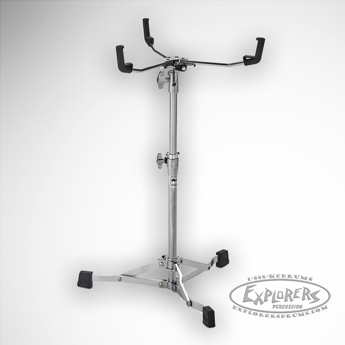 dw retro 6300ul ultra light flat based snare drum stand. Black Bedroom Furniture Sets. Home Design Ideas