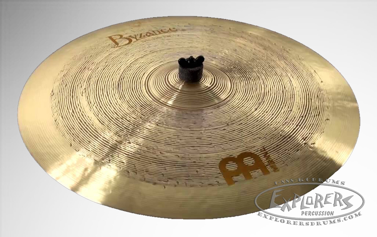 meinl byzance jazz 22 tradition ride cymbal. Black Bedroom Furniture Sets. Home Design Ideas