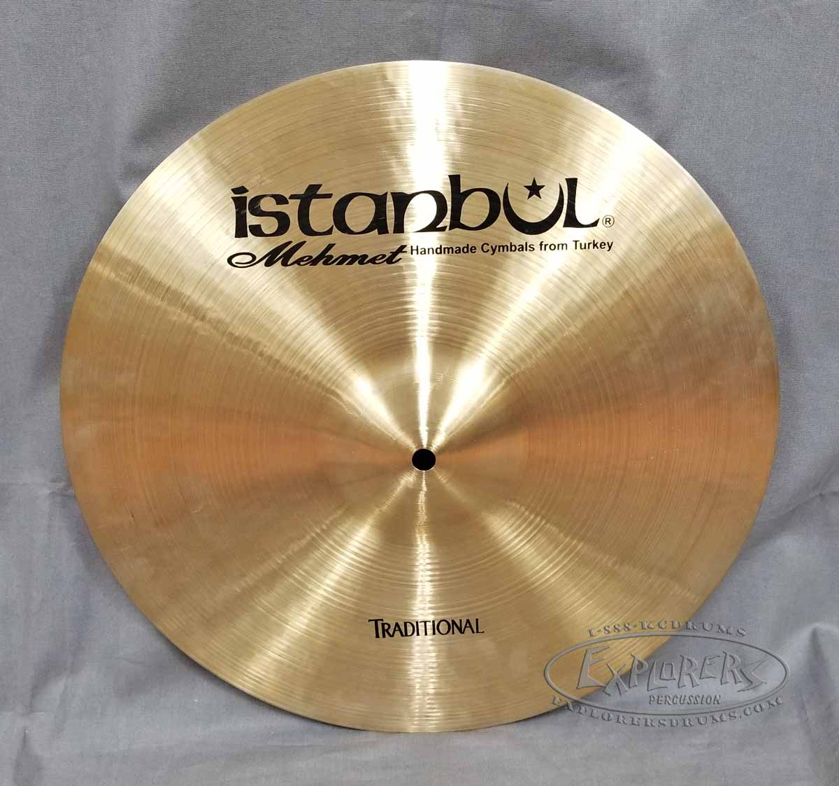 istanbul mehmet 16 traditional dark crash cymbal 1025 grams. Black Bedroom Furniture Sets. Home Design Ideas