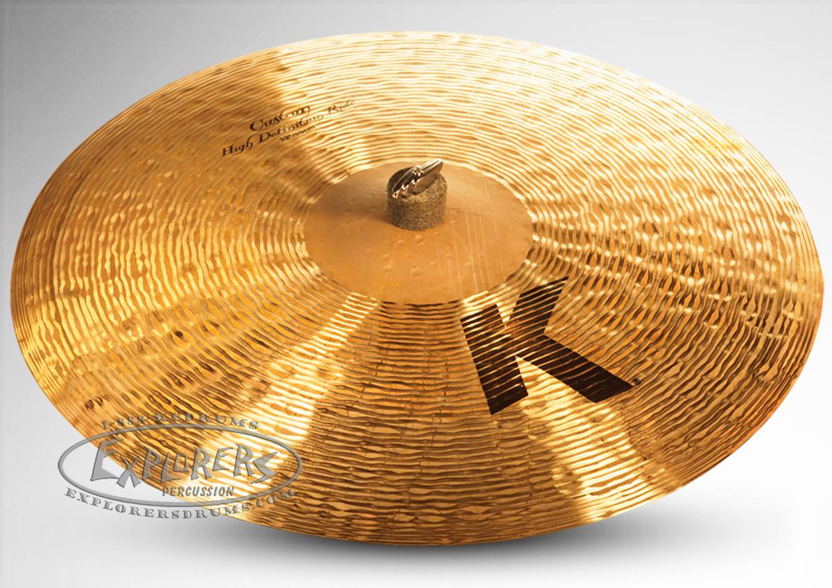 zildjian 22 k custom high definition ride cymbal. Black Bedroom Furniture Sets. Home Design Ideas