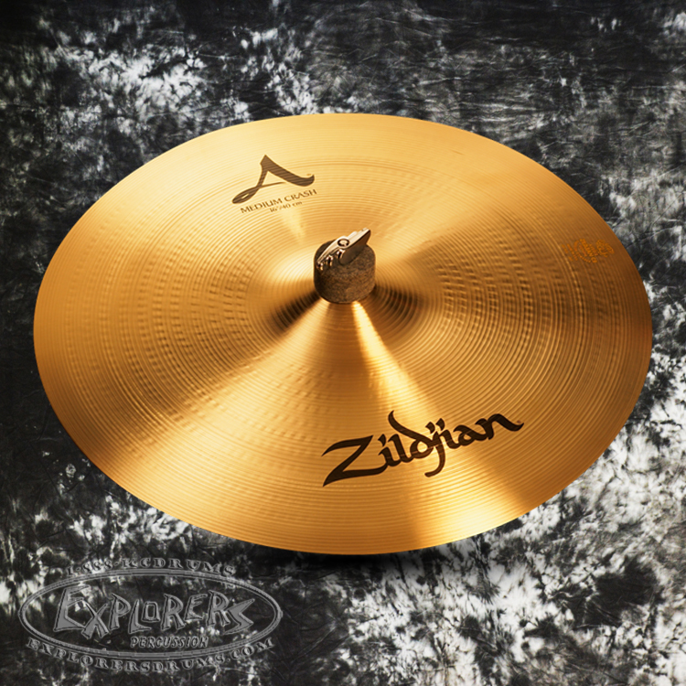zildjian a series medium crash cymbal. Black Bedroom Furniture Sets. Home Design Ideas