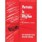 Portraits In Rhythm - Anthony Cirone