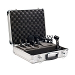 Audix Fusion 4 Piece Series Mic Set