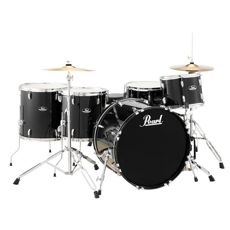 pearl roadshow power configuration complete drum set. Black Bedroom Furniture Sets. Home Design Ideas