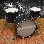 C&C Player Date 2 Shell Pack in Black Tie Butcher Block Finish