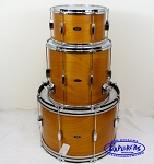 C&C Drum Set Player Date 1 Honey (No Snare)