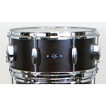 C&C Snare Drum Player Date 2 Walnut Finish