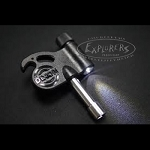 Dixon Brite Key Drum key Bottle opener and LED flash light