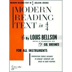 Drummer's Modern Reading Text - Louis Bellson