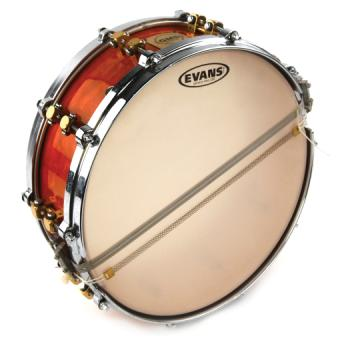 evans orchestral 200 clear snare side drum head 14 inch. Black Bedroom Furniture Sets. Home Design Ideas