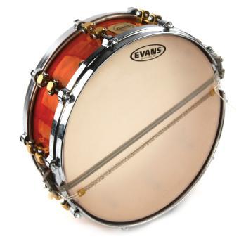 evans orchestral 300 clear snare side drum head 14 inch. Black Bedroom Furniture Sets. Home Design Ideas