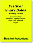 Festival Snare Solos - Marty Hurley