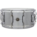 Gretsch USA  Brooklyn 6.5x14 Chrome Over Steel Snare Drum