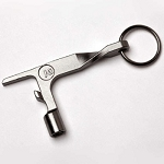 JG Percussion Bottle Key