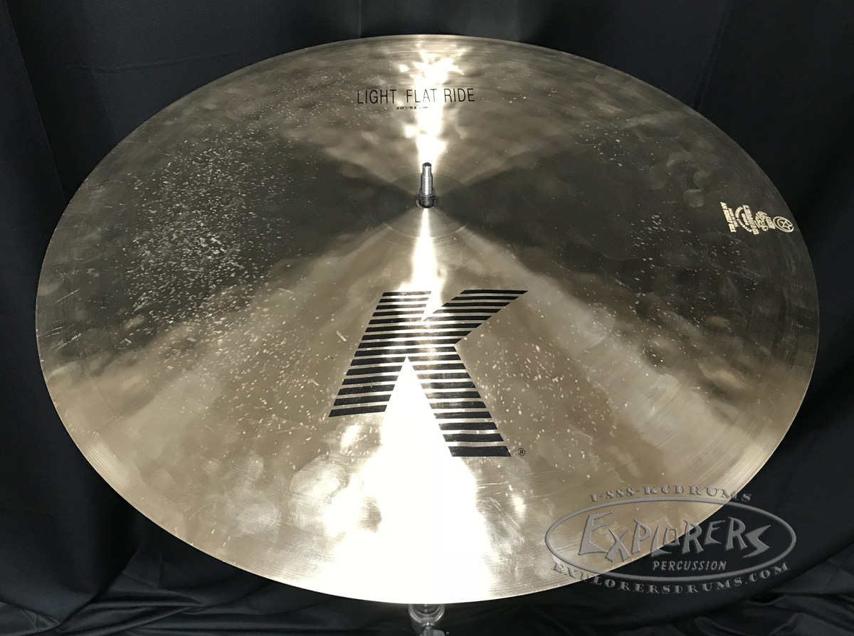 Zildjian K0818 K Series 20 Quot Light Flat Ride Cymbal