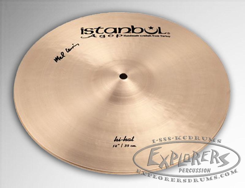 istanbul agop 14 mel lewis signature series hi hat cymbals pair. Black Bedroom Furniture Sets. Home Design Ideas