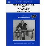 Modern School For Xylophone, Marimba and Vibraphone - Morris Goldenberg