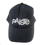 Paiste Baseball hat in black