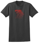 Paiste Echo T-Shirt charcoal gray, large