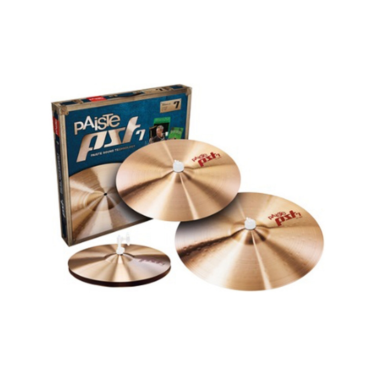 Paiste PST 7 Medium / Universal Cymbal Set