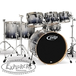 PDP Concept Maple 7-piece Shell Pack