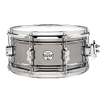 PDP Concept Series 6.5x13 Black Nickel Over Steel Snare Drum