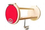 Prologix Bass Drum Marching Practice Pad