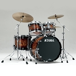 Tama Starclassic Performer B/B PS42SMBR Molten Brown Burst Shell Pack