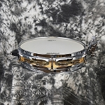 Sonor Jungle Snare Drum 2x10 with Jingles