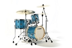Sonor Martini Drum Set in Turquois Galaxy Sparkle