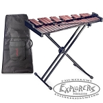 Stagg 37 Note Xylophone with Padded Case and Stand