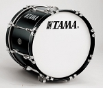 Tama 14x18 Marching Bass Drum Maple