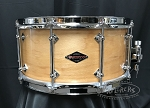 Craviotto Custom Snare Drum 6.5x14 Solid Beech Shell w/ Tube Lugs & 45 Degree Edges