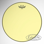 Remo Emperor Colortone 2 Ply Batter Drum Head - Yellow