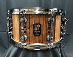 Sonor Snare Drum One Of A Kind 7x13 Maple/Beech Hybrid Shell w/ Exclusive Mango Inner/Outer Veneer