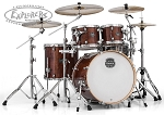 Mapex Armory 5-Piece Rock Shell Pack - Transparent Walnut - Birch/Maple/Birch