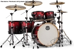 Mapex Armory 6 Piece Drumset Shell Pack -  Magma Red Finish