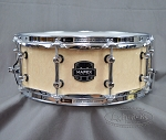 Mapex Snare Drum Armory Series 5.5x14 Peacemaker Maple/Walnut Hybrird - Natural Finish