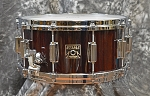 Tama Artstar Limited Edition 6.5 x 14 Bubinga, Birch and Red Cordia Snare Drum