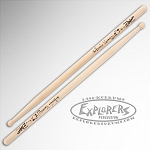 Zildjian Ronnie Vannucci Signature Drum Sticks - Wood Tip