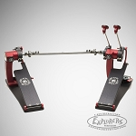 Trick Pro 1V Big Foot Black Widow Edition Double Bass Drum Pedal