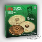 Meinl Benny Greb Signature Byzance Vintage Sand Cymbal Set *Ride, Crash, Hats*