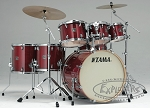 Tama Superstar Classic Maple 7 Piece Drum Set in Classic Cherry Wine