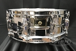 Used Tama 5x14 Stewart Copeland Signature 1.5mm Brass Snare Drum