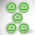 Green Chromatics Cympad 5 Pack