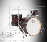 Gretsch Catalina Club 3Pc Shell Pack With 20