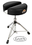 Carmichael Drum Throne w/ Spindle Tripod Seat Mount