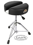 Carmichael Drum Throne w/ Nitro Hydraulic Tripod Seat Mount