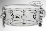 DW Collector's Series 14x5 True Sonic Snare Drum - Chrome Hardware